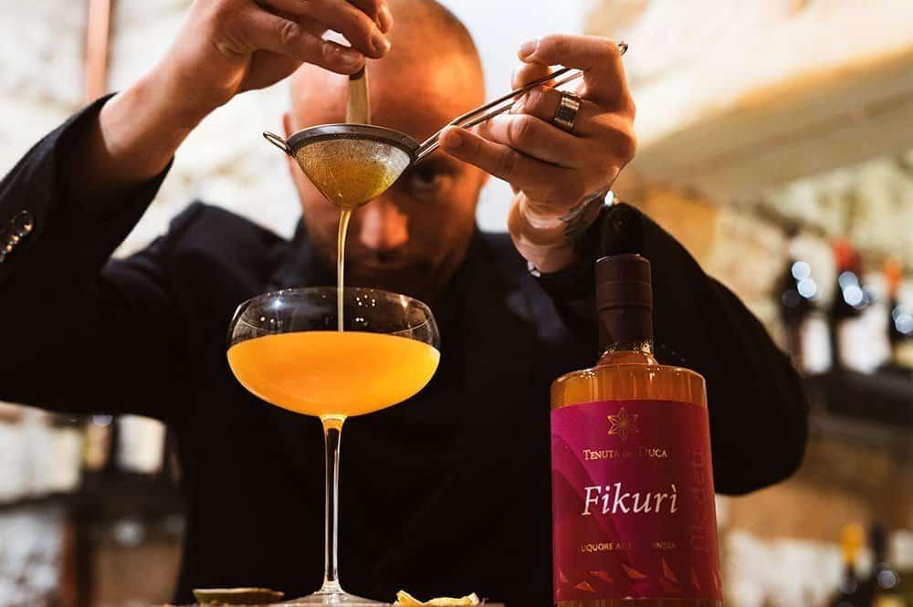 Fikurì liquore ai fichi d'india - Cocktail - Tenuta del Duca